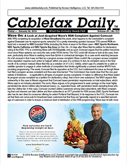 Cablefax Daily