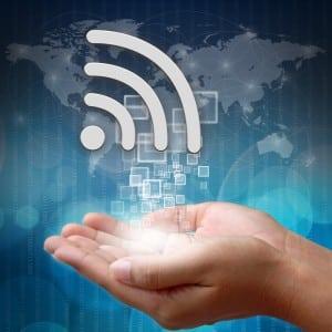 wireless signal graphic
