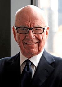 Rupert Murdoch Facebook