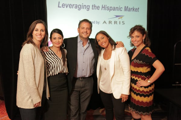"""The group served as panelists for the """"Leveraging The Hispanic Market"""" learning track session held at the 28th Annual NAMIC Conference."""