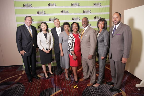 Chief Diversity Officers Panel at the NAMIC Conference.
