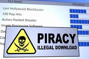 Synamedia piracy