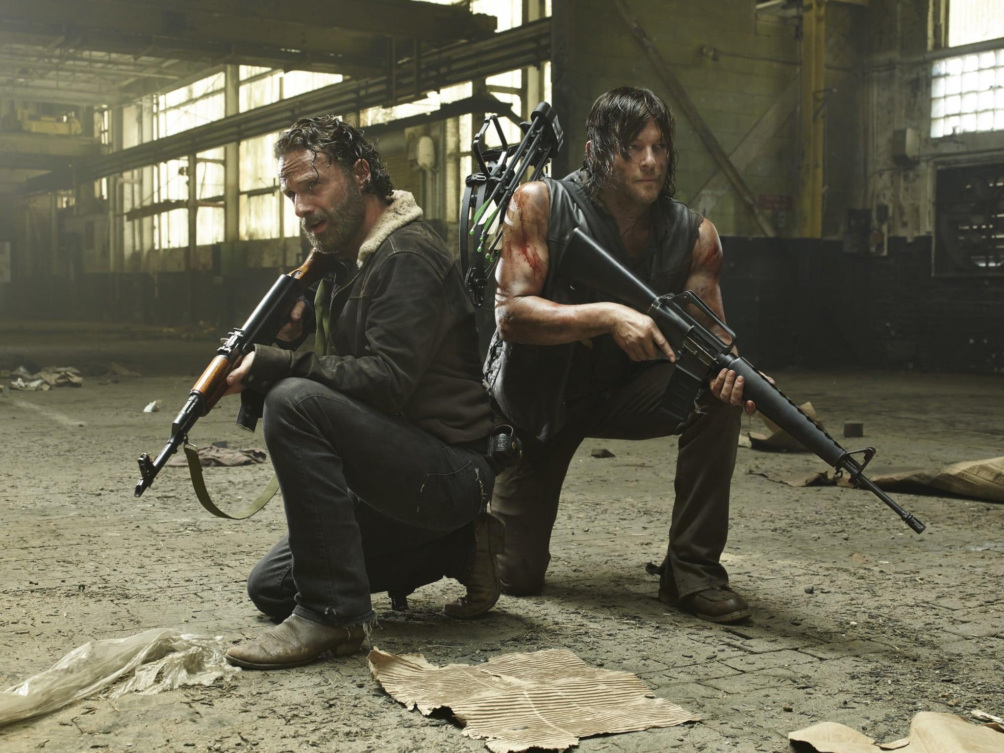 The Walking Dead AMC