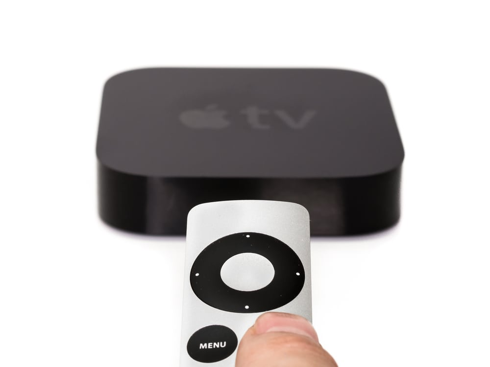 how many apps on apple tv