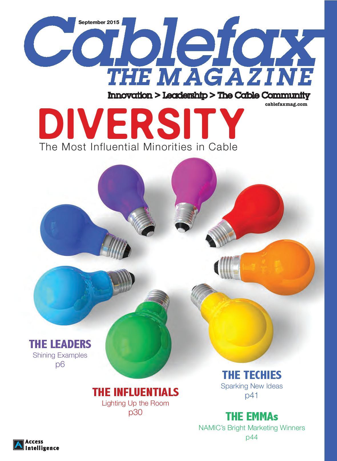 Final Diversity cover