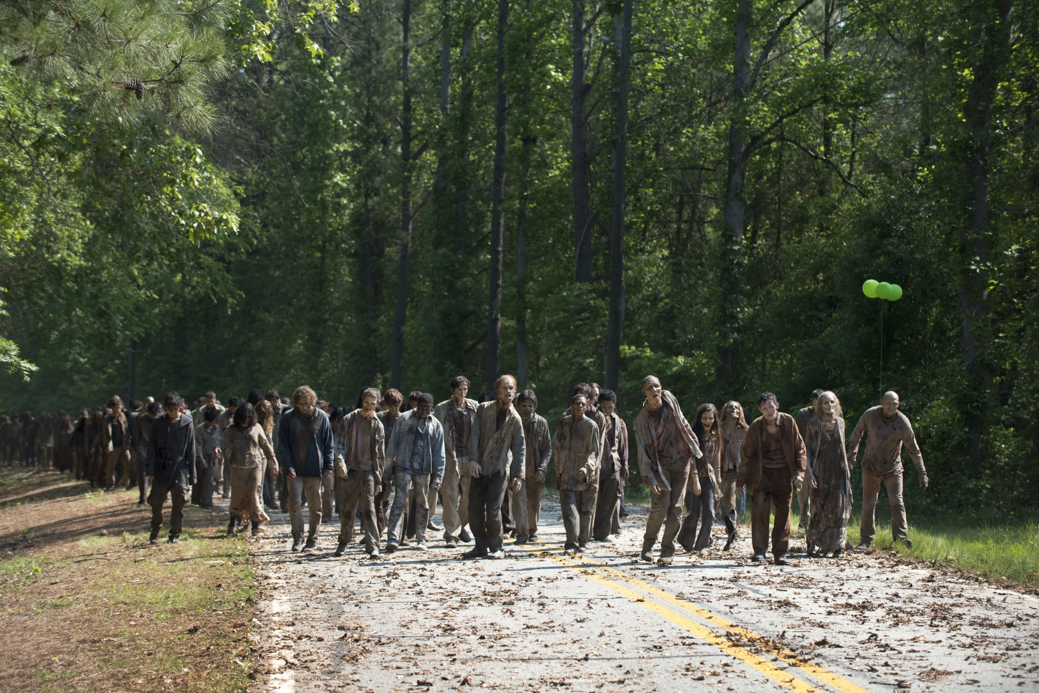 AMC Networks the walking dead