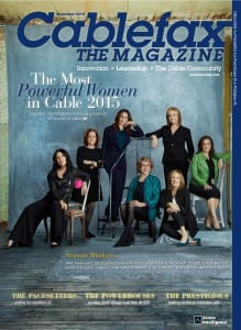 Most Powerful Women in Cable 2015