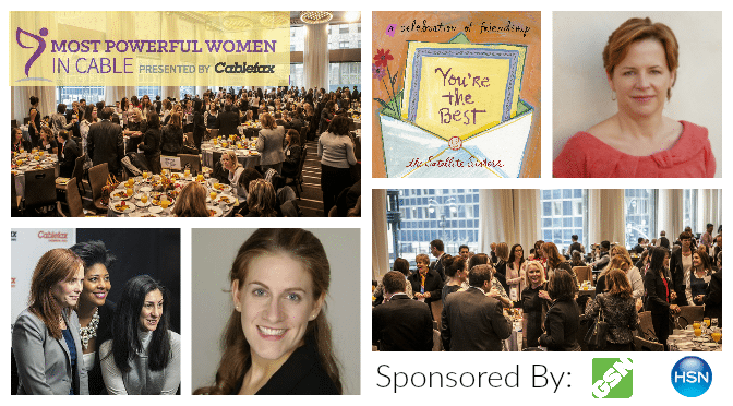 Most Powerful Women in Cable Keynote Speakers: Liz Dolan and Marcy Patterson
