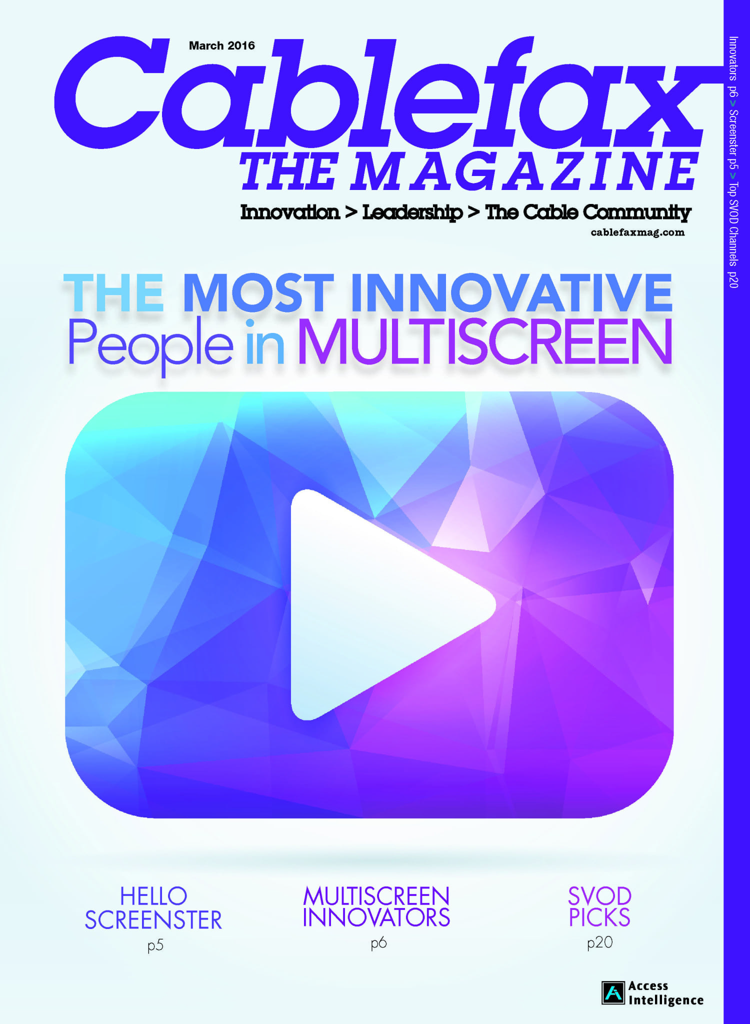 Most Innovative in Multiscreen