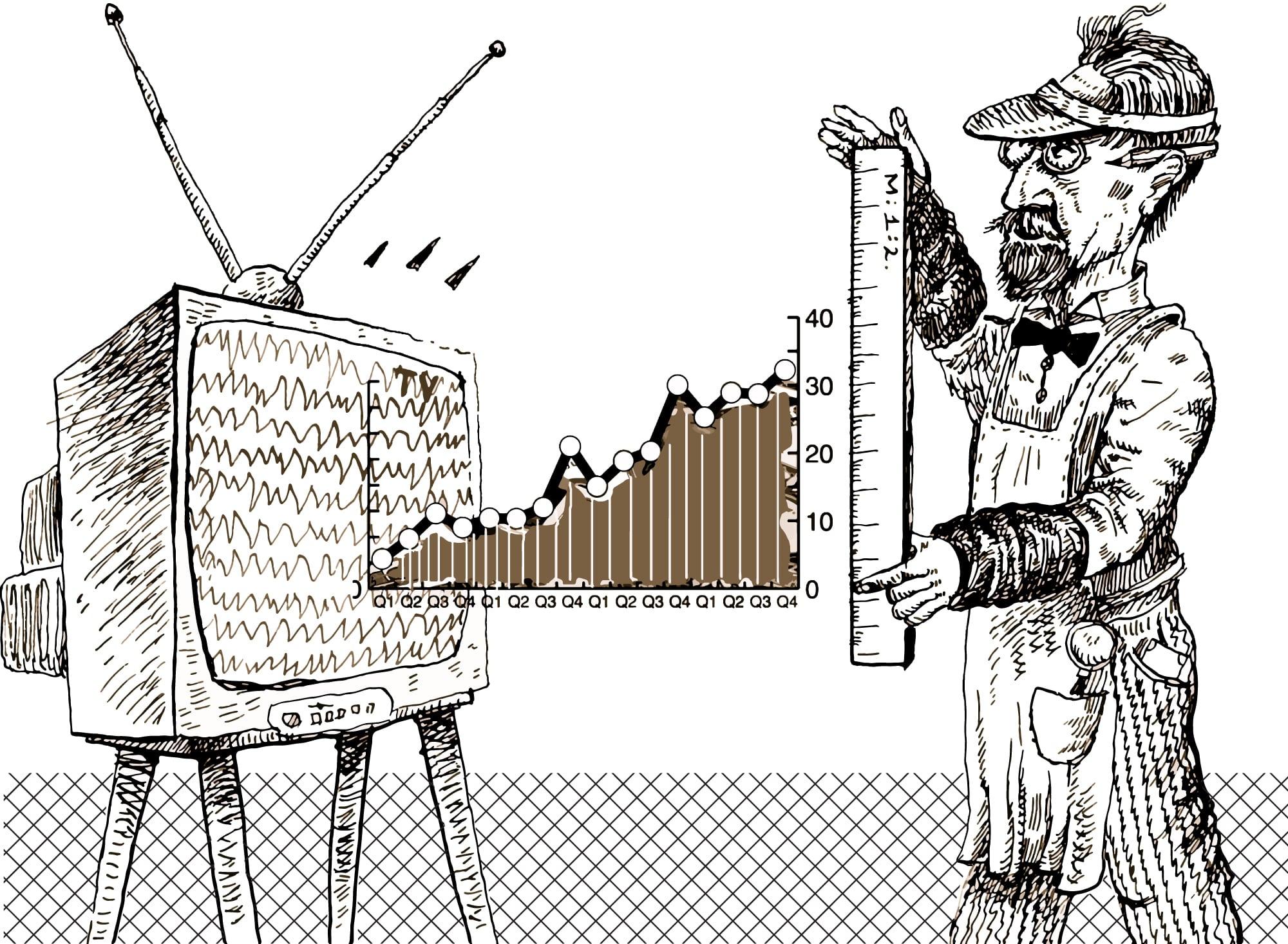 Nielsen Ratings comScore