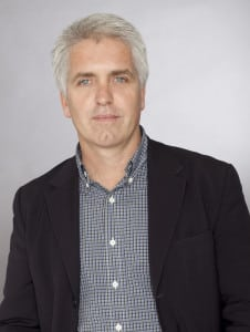 Andrew O'Connell, vp of development and production for Discovery Channel