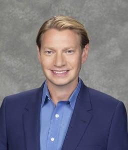 CBS Executive, Justin Rosenblatt Photo: Sonja Flemming/CBS ©2016 CBS Broadcasting, Inc. All Rights Reserved