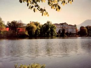 Leopoldskron Palace, Salzburg, Austria