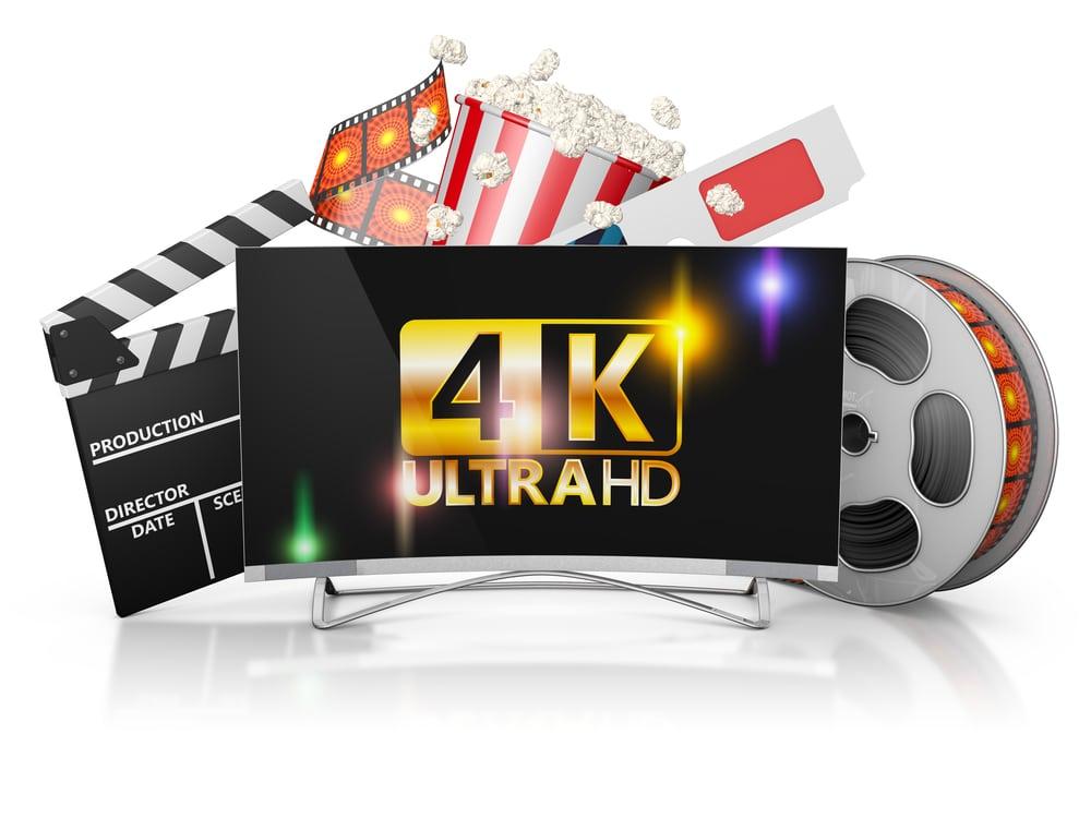 4k TV, Ultra HD competitive marketplace