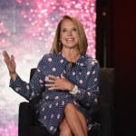 Katie Couric speaks onstage during the WICT Leadership Conference at Marriott Marquis Times Square on September 25, 2017 in New York City. (Photo Credit: Larry Busacca, Getty Images)