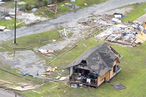 Effros broadband hurricane harvey