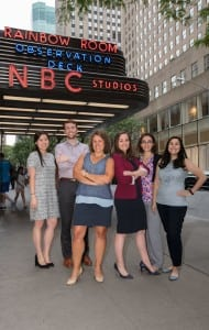 CTHRA Team Innovator of the Year NBCUniversal HR for HR