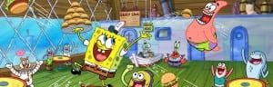 Viacom Nickelodeon Spongebob Squarepants