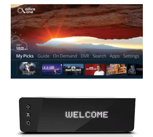 Altice One cfx tech moffettnathanson