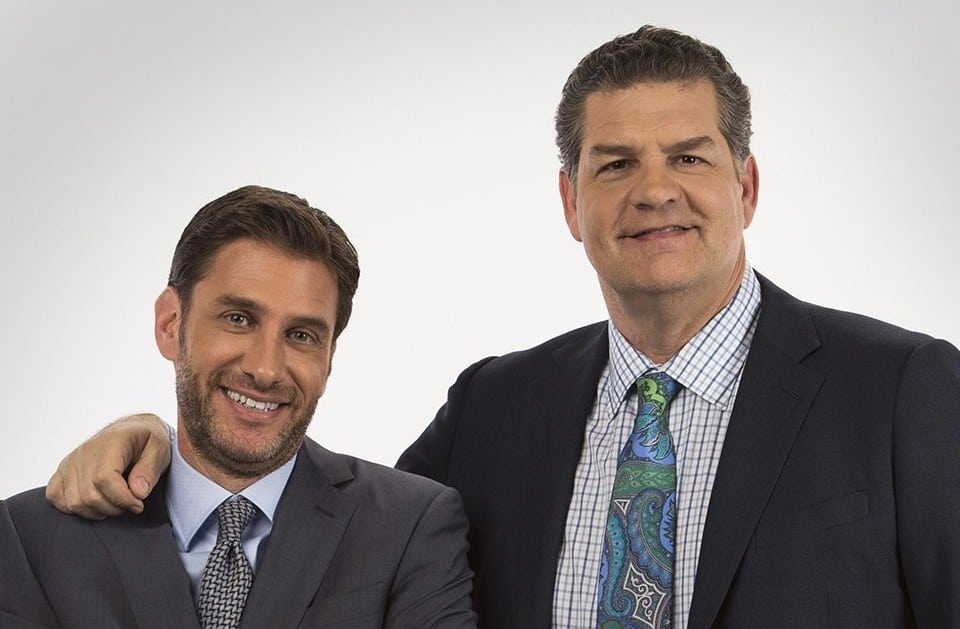 ESPN2 Mike & Mike