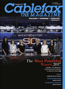 Cablefax Most Powerful Women 2017