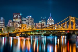 Pittsburgh DOCSIS 3.1 Comcast 1 Gbps