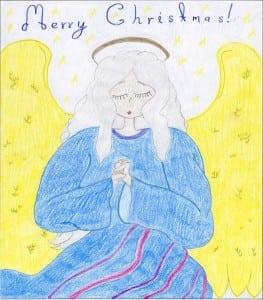 Dana Jordan Vyve Christmas Card