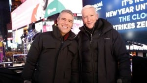 ratings new year's eve anderson cooper andy cohen