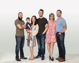 Up TV Morgan family