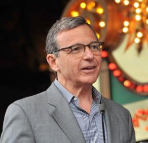 Disney Bob Iger Bernie Sanders