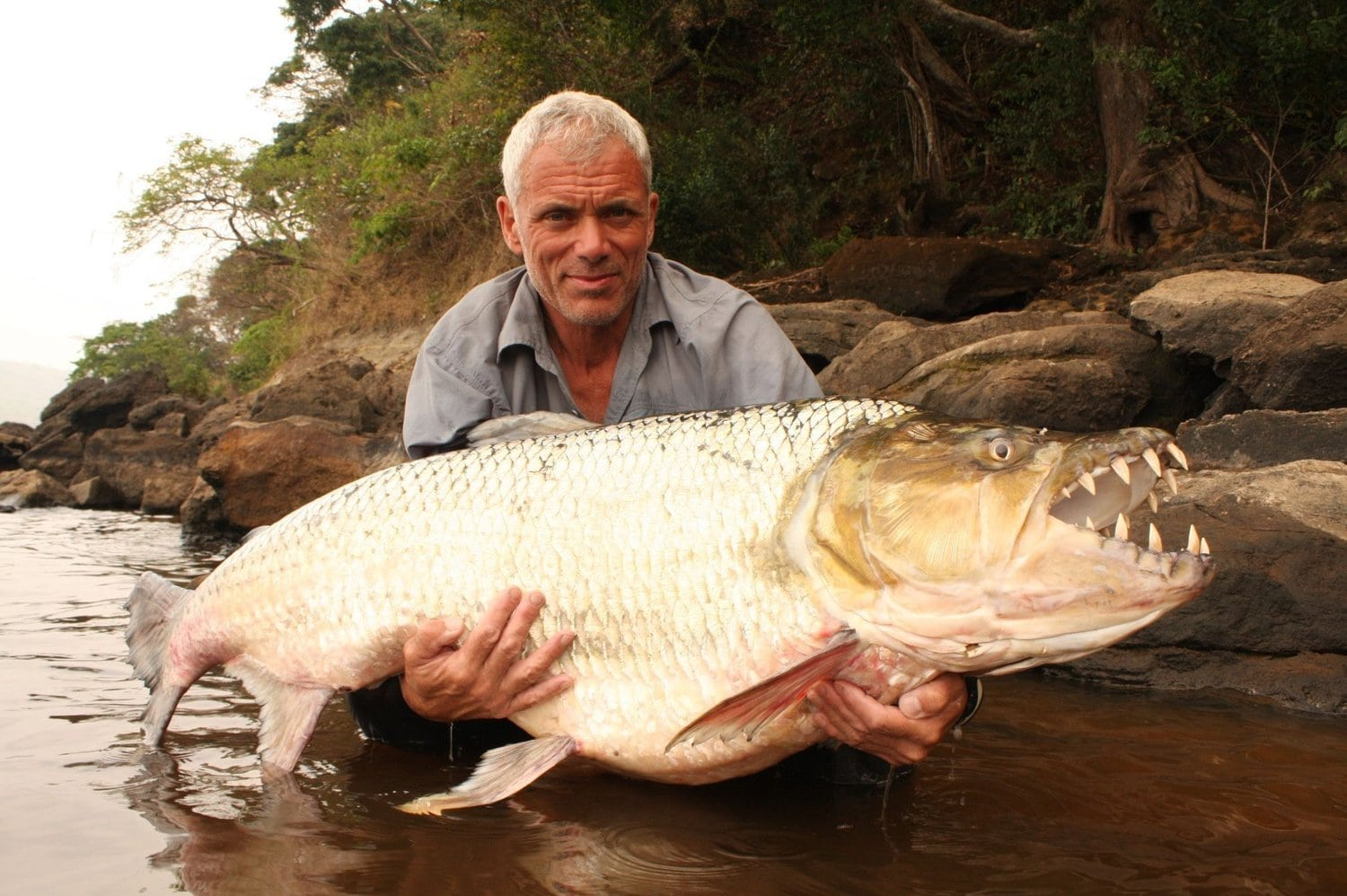 Jeremy Wade Mighty Rivers