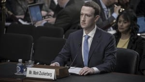 Facebook Mark Zuckerberg Cambridge Analytica