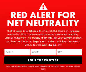 Title II Regulation Net Neutrality