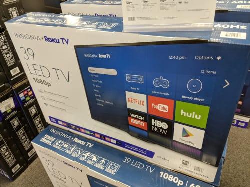 Roku TV smart speakers