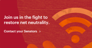 Go Red Net Neutrality Markey