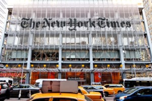 the new york times reviews the fourth estate