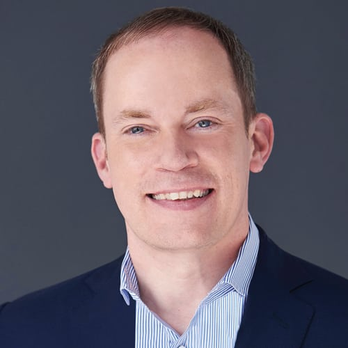 Bill McGoldrick, Executive Vice President, Scripted Content, NBCUniversal Cable Entertainment -- (Photo by: Lisa Berg/NBC)