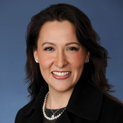 Claudia Teran. EVP Business & Legal Affairs and Deputy General Counsel, FNG. CR: FNG / FCN.