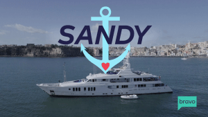 Below Deck Mediterranean 3: Launch - Captain Sandy