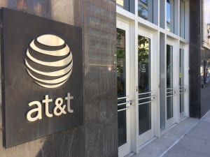 AT&T building exterior 2018