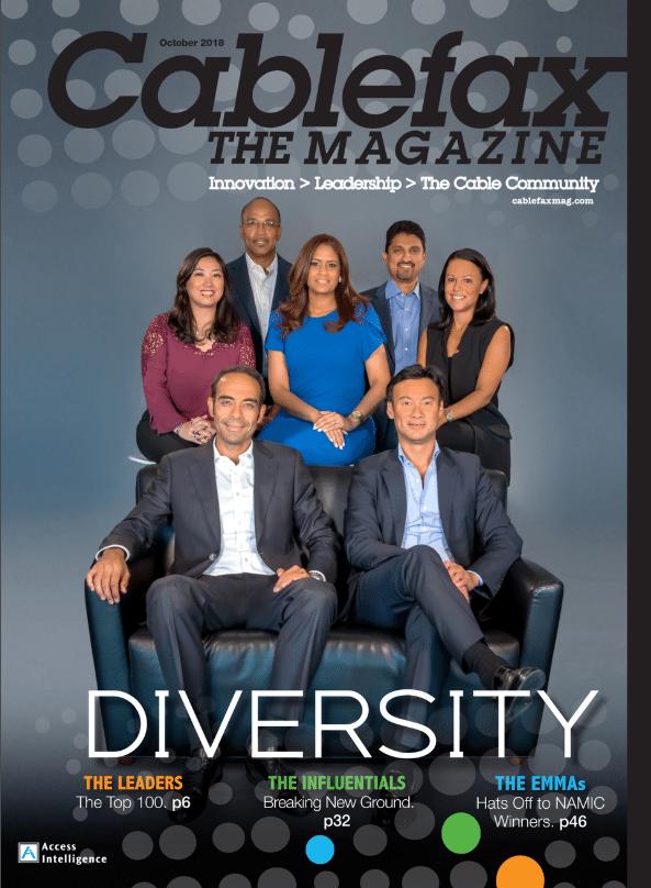 CFX Magazine – 2018 Diversity Issue