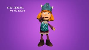 Vic the Viking on Kids Central