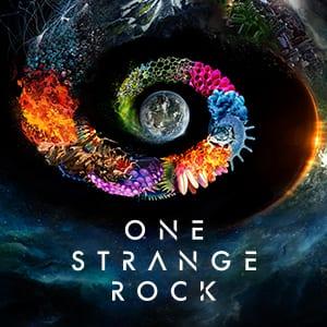 One Strange Rock ISS