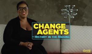"""TV One's 'Change Agents: History in the Making': A look at the short film """"Off Broadway: Frenchie Davis"""" by Jeanine Daniels (Courtesy: TV One)"""