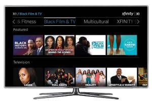 Comcast's Xfinity platform is making a slate of Black History Month programming available to customers.