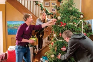 Hallmark Channel will premiere new original holiday film 'The Christmas Cure' on July 15 as part of the network's Christmas Keepsake Week.