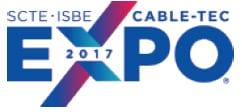 SCTE-ISBE Cable-Tec Expo 2017 logo