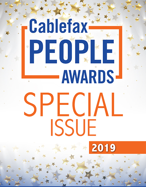 Cablefax People Awards Special Issue 2019
