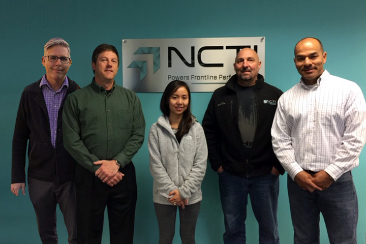 NCTI, Tech Team of the Year