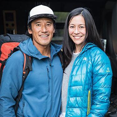 Jimmy Chin & Elizabeth Chai Vasarhelyi